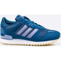 Adidas Originals - Buty Zx 700 W. Szare obuwie sportowe damskie adidas Originals, z materiału. W wyprzedaży za 219.90 zł.