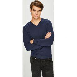 Pierre Cardin - Sweter. Czarne swetry przez głowę męskie Pierre Cardin, z bawełny. W wyprzedaży za 299.90 zł.