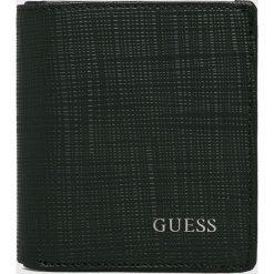 Guess Jeans - Portfel. Czarne portfele męskie Guess Jeans, z jeansu. Za 219.90 zł.