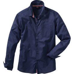 Koszula z długim rękawem Regular Fit bonprix ciemnoniebieski. Koszule męskie marki Giacomo Conti. Za 32.99 zł.