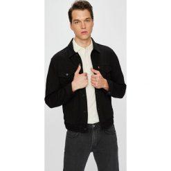 Levi's - Kurtka. Brązowe kurtki męskie Levi's, z bawełny. W wyprzedaży za 319.92 zł.