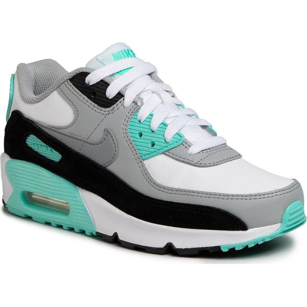 Buty NIKE Air Max 90 Ltr (GS) CD6864 102 WhiteParticle Grey