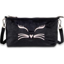 """Torebka na ramię """"Kot"""" bonprix stary jasnoróżowy. Torby na ramię damskie marki WED'ZE. Za 74.99 zł."""