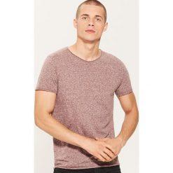 T-shirt basic - Bordowy. Czerwone t-shirty damskie House. Za 35.99 zł.