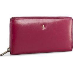 Duży Portfel Damski PUCCINI - MU1962 Fuchsia 3A. Czerwone portfele damskie Puccini, ze skóry ekologicznej. Za 109.00 zł.