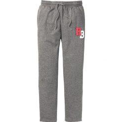Spodnie sportowe bonprix szary melanż. Spodnie sportowe męskie marki bonprix. Za 89.99 zł.