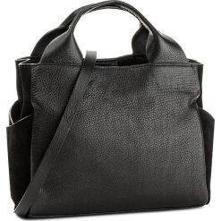 Torebka CLARKS - Talara Wish 261292680 Black Leather. Czarne torebki do ręki damskie Clarks, ze skóry. Za 499.00 zł.
