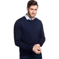 Sweter ACHILLE SWGR000207. Swetry przez głowę męskie marki Giacomo Conti. Za 229.00 zł.