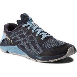 Buty MERRELL - Bare Access Flex E-Mesh J12547 Navy. Niebieskie buty sportowe męskie Merrell, z materiału. W wyprzedaży za 269.00 zł.