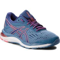 Buty ASICS - Gel-Cumulus 20 1012A008 Azure/Blue Print 401. Niebieskie obuwie sportowe damskie Asics, z materiału. W wyprzedaży za 409.00 zł.