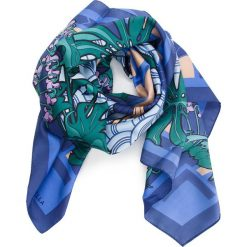 Chusta MARELLA - Sgrondo 65460585  005. Niebieskie szaliki i chusty damskie Marella, z jedwabiu. Za 549.00 zł.