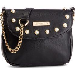 Torebka MONNARI - BAG7740-020 Black. Czarne torebki do ręki damskie Monnari, ze skóry ekologicznej. W wyprzedaży za 159.00 zł.
