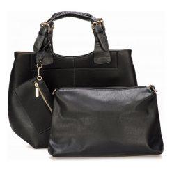 Bessie London Torebka Damska Czarny. Czarne torebki do ręki damskie Bessie London. Za 228.00 zł.