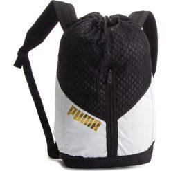 Plecak PUMA - Ambition Backpack 075461 01 Puma White/Puma Black. Białe plecaki damskie Puma, z materiału, sportowe. W wyprzedaży za 179.00 zł.
