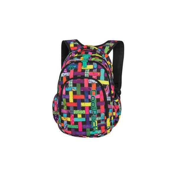 fad99440e1d74 Lekki plecak szkolny CoolPack Prime 23L, Ribbon Grid A297 - Torby i ...
