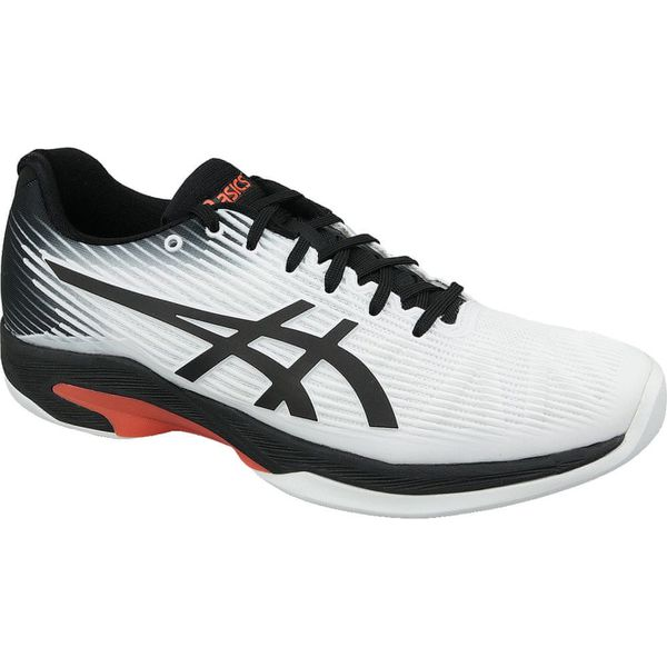 Buty Asics GEL SOLUTION SPEED CLAY 9030 CzarnyPomarańcz