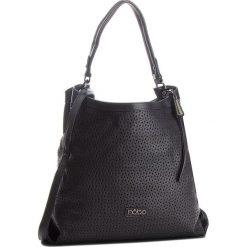 Torebka NOBO - NBAG-F0740-C020 Czarny. Czarne torebki do ręki damskie Nobo, ze skóry ekologicznej. W wyprzedaży za 159.00 zł.