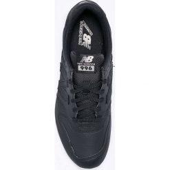 New Balance - Buty WR996SRB. Czarne obuwie sportowe damskie New Balance, z materiału. W wyprzedaży za 269.90 zł.