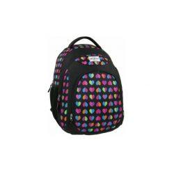 Plecak młodzieżowy Jetbag 17B27. Czarna torby i plecaki dziecięce Derform, z tkaniny. Za 81.00 zł.
