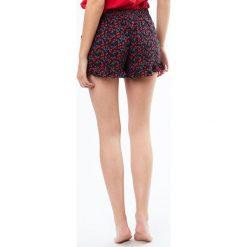 Etam - Szorty piżamowe. Szare piżamy damskie Etam, z dzianiny. W wyprzedaży za 49.90 zł.