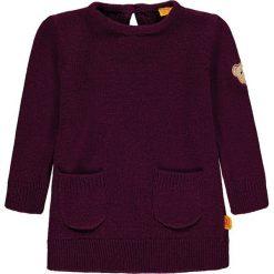 Sweter w kolorze fioletowym. Swetry dla dziewczynek marki bonprix. W wyprzedaży za 129.95 zł.