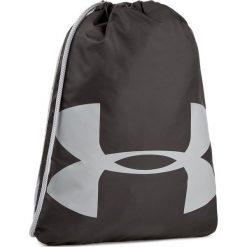 Plecak UNDER ARMOUR - Ua Ozsee 1240539-001 Blk/Stl. Czarne plecaki damskie Under Armour, z materiału, sportowe. Za 69.95 zł.