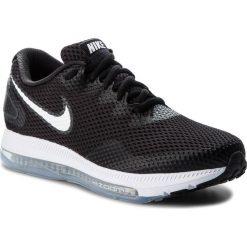 Buty NIKE - Zoom All Out Low 2 AJ0036 003 Black/White/Anthracite. Czarne obuwie sportowe damskie Nike, z materiału. W wyprzedaży za 429.00 zł.