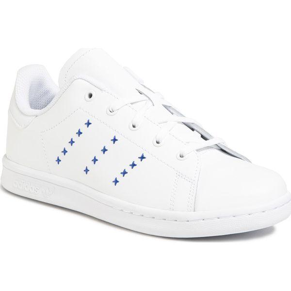 Buty adidas Stan Smith C EG6501 FtwwhtFtwwhtRoyblu