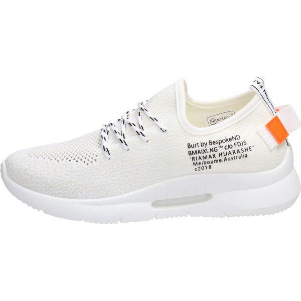 Białe sportowe buty damskie McKeylor 14421