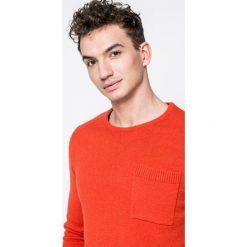 Tommy Jeans - Sweter. Swetry przez głowę męskie marki Giacomo Conti. W wyprzedaży za 299.90 zł.