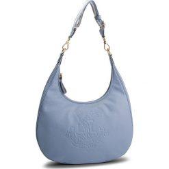 Torebka LAUREN RALPH LAUREN - Huntley 431709349002  Blue. Niebieskie torebki do ręki damskie Lauren Ralph Lauren, ze skóry. Za 1,299.00 zł.