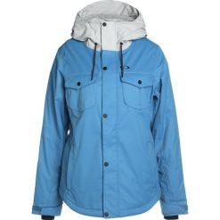 Oakley CHARLIE  Kurtka snowboardowa blue. Kurtki sportowe damskie Oakley, z materiału. W wyprzedaży za 872.10 zł.