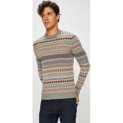 Medicine - Sweter Northern Story. Szare swetry przez głowę męskie MEDICINE, z bawełny, z okrągłym kołnierzem. Za 129.90 zł.