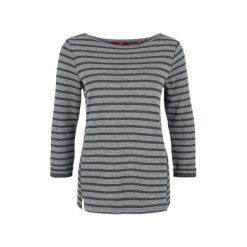 S.Oliver T-Shirt Damski 36 Szary. Szare t-shirty damskie S.Oliver. W wyprzedaży za 89.00 zł.
