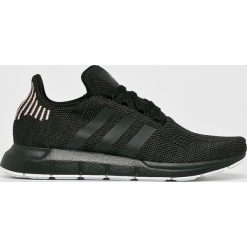 Adidas Originals - Buty Swif Run. Czarne obuwie sportowe damskie adidas Originals, z gumy. Za 379.90 zł.