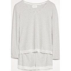 Piżama z szortami - Jasny szar. Piżamy damskie marki MAKE ME BIO. W wyprzedaży za 59.99 zł.