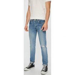 Levi's - Jeansy 501. Szare jeansy męskie Levi's. Za 449.90 zł.