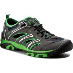 Sandały CMP - Aquarii Hiking Sandal 3Q95477 Grey U862. Szare sandały męskie CMP, z materiału. W wyprzedaży za 149.00 zł.
