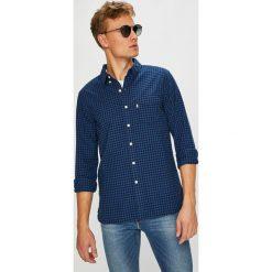 Levi's - Koszula. Brązowe koszule męskie Levi's, w kratkę, z bawełny, z klasycznym kołnierzykiem, z długim rękawem. Za 279.90 zł.