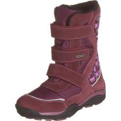Kozaki zimowe w kolorze fioletowym. Buty zimowe dziewczęce Zimowe obuwie dla dzieci. W wyprzedaży za 165.95 zł.