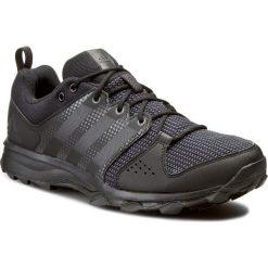 Buty adidas - Galaxy Trail M AQ5923 Cblack/Ironmt/Utiblk. Czarne buty sportowe męskie Adidas, z materiału. W wyprzedaży za 189.00 zł.