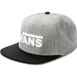 Czapka z daszkiem VANS - Drop V II Snapb VN0A36ORHGB Heather Grey-Bl. Szare czapki i kapelusze męskie Vans. Za 99.00 zł.