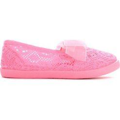 Różowe Tenisówki Can I Have. Czerwone buty sportowe dziewczęce Born2be, w koronkowe wzory, z koronki. Za 29.99 zł.