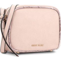 Torebka JENNY FAIRY - RC13356  Różowy Jasny. Czerwone listonoszki damskie Jenny Fairy, ze skóry ekologicznej. Za 89.99 zł.