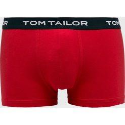 Tom Tailor Denim - Bokserki (3-pack). Czerwone bokserki męskie Tom Tailor Denim, z bawełny. Za 129.90 zł.
