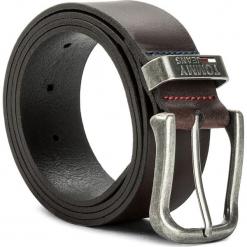 Pasek Męski TOMMY JEANS - Tjm Metal Loop Belt 4.0 AM0AM03286 100 041. Paski damskie marki Tommy Jeans. W wyprzedaży za 159.00 zł.