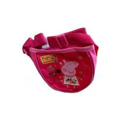 St. Majewski Torebka dziecięca na ramię Świnka Peppa Różowa. Czerwone torby i plecaki dziecięce St-Majewski. Za 27.07 zł.