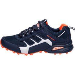 d8ec3d82b9d4b4 Granatowe buty sportowe McArthur NP09 TREKKING. Niebieskie obuwie sportowe  damskie McArthur, bez wzorów,