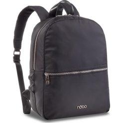 Plecak NOBO - NBAG-MF0120-C020 Czarny. Czarne plecaki damskie Nobo, z materiału. W wyprzedaży za 199.00 zł.