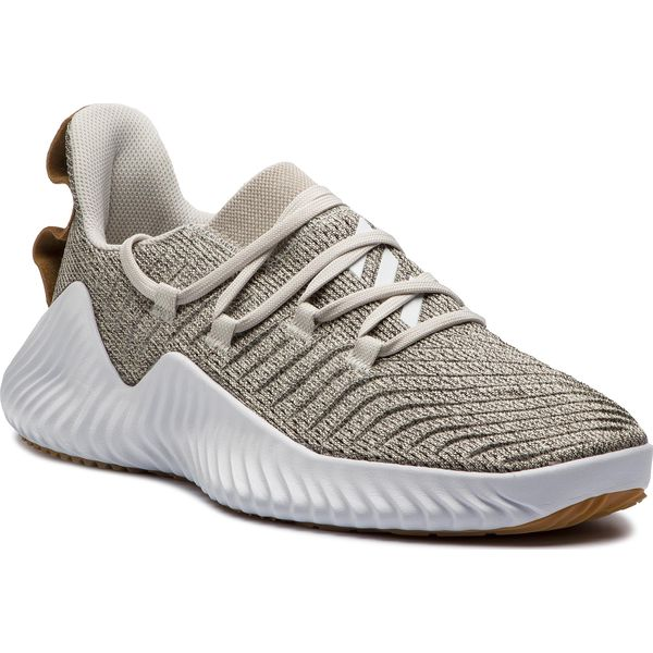 factory price fca00 a28b5 Buty adidas - AlphaBounce Trainer M D96705 RawwhtFtwwhtRawde